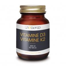 Les indispensables - Vitamine D3 / K2