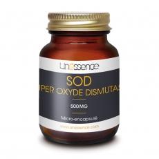 SOD - Super Oxyde DIsmutase