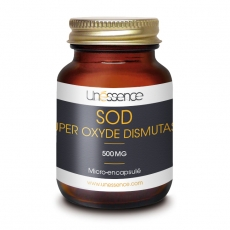 Antioxydants - SOD - Super Oxyde Dismutase