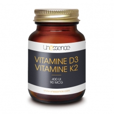 Les indispensables - Vitamine D3 / K2