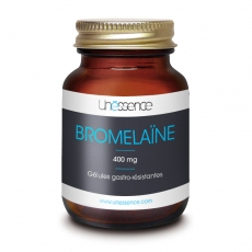 Inflammation - Douleurs - Bromelaïne 400